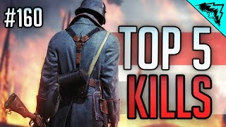 Download Battlefield 1 Top 5 Plays (Snipers, AT Rocket, Shotgun Kills) BF1 Early Access WBCW #160 Video