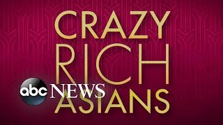 Download 'Crazy Rich Asians' stars, author on making the film, Asian-American representation Video