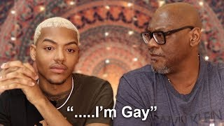 Download Finally telling my dad i'm Gay after 10 years *Emotional* | Tarek Ali Video