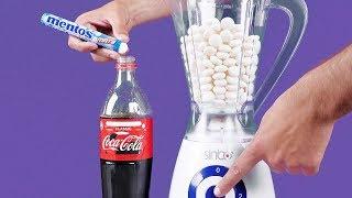 Download Blender VS Mentos & Coca Cola 11 CRAZY EXPERIMENTS Video