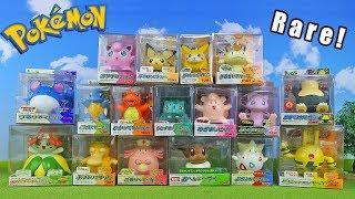 Download Rare toys - 17 Gimmick Pokemon Tour - Ash with Gogoat Video