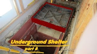 Download UNDERGROUND shelter, How to build an underground Bunker!!! #8 Video
