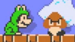 Download Super Mario Maker - 100 Mario Challenge #86 (Expert Difficulty) Video