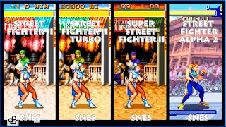 Super Street Fighter II Turbo HD Remix [Xbox 360] Chun-Li Free