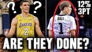 Download The Truth About Lamelo And Liangelo Ball | Is Their Future Bright? Video
