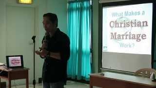 Download Talk1 - What Makes a Christian Marriage Work (Homer Balatbat) Video