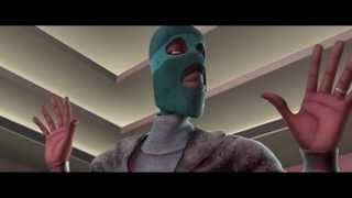 Download The Incredibles Scene: Fire and Ice (HD) Video