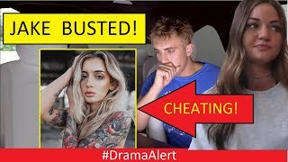 Download Jake Paul CAUGHT CHEATING on Erika Costell! #DramaAlert GREG PAUL S3X T4PE! Video