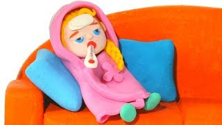 Download Tommy's Friend Has a Cold 💕 Cartoons For Kids Video