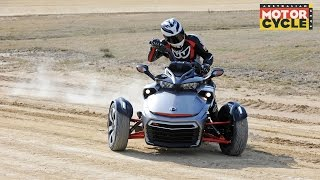 Download Fangin' out on the Can-Am Spyder F3-S | Road test Video