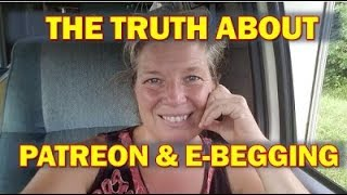Download E-Begging Myth Addressed and What is Patreon? Video