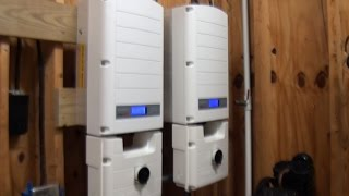 Download SolarEdge Solar Inverter - First time powerup - Activation, Setup, and Pairing Video