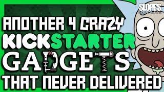 Download Another 4 CRAZY Kickstarter GADGETS that never delivered - SGR Video