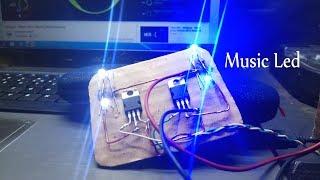Download Cara Membuat LED Berkedip Mengikuti Suara Musik Video