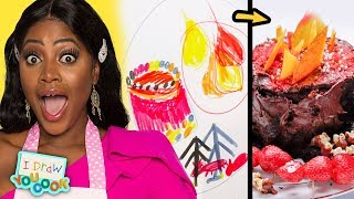 Download Can These Chefs Turn A Kid's Dragon Drawing Into Delicious Dishes? •Tasty Video