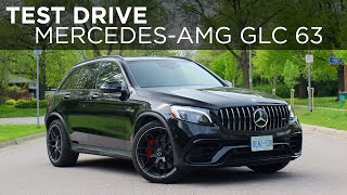Download 2019 Mercedes-AMG GLC 63 S | SUV Review | Driving.ca Video
