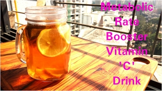 Download Metabolic rate booster Drink,Rapid inch loss in 3 days, Afternoon Detox Drink, Dr shalini Video