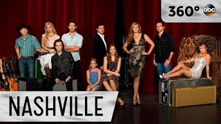 Download Clare Bowen & Brandon Robert Young Sing ″It Ain't Yours To Throw Away″- Nashville (360 Video) Video