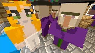 Download Minecraft Xbox - Stampy Flat Challenge - Witch Invasion (2) Video
