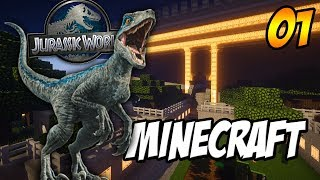 Download EL MISTERIO DE JURASSIC WORLD!! - SERIE DE ROL EN MINECRAFT!! Video