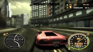 Download Need For Speed: Most Wanted (2005) - Challenge Series #35 - Tollbooth Time Trial Video