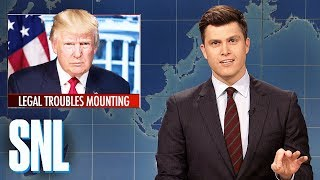 Download Weekend Update: Trump Worries About Impeachment - SNL Video