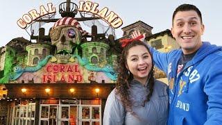 Download CORAL ISLAND Arcade Fun in Blackpool, England!!! Video