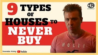 Download 9 Types of Houses to NEVER BUY Video