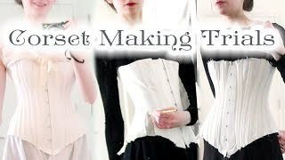 Download Drafting & Fitting Victorian Corset Mockups on an Asymmetrical Figure [Corsetmaking Part 1] Video
