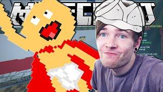 Download Minecraft | CAPTAIN UNDERPANTS!! | Pixel Painters Minigame Video