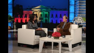 Download Michelle Obama Tried to Escape the White House to Celebrate the Legalization of Gay Marriage Video