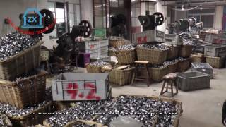 Download China Hose Clamps Factory of Hebei Zhaoxiang Company Video