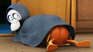 Download Funny Animated Cartoon | Spookiz | Exposed! Literally! | 스푸키즈 | Kids Cartoon | Kids Movies Video