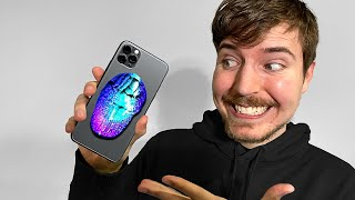 Download Surprising MrBeast With A Custom iPhone 11!!📱📞 (Giveaway) Video