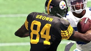Download Madden 17 Top 10 Plays of the Week Episode 17 - AMAZING TRICK PLAY FOR THE WIN by Antonio Brown! Video