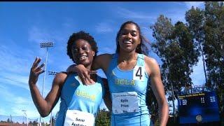 Download Recap: UCLA track and field tops Arizona, Washington State in Jim Bush Invitational Video