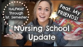 Download Surviving Your FIRST Semester of Nursing School | HolleyGabrielle: NS Life Series Video