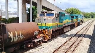 Download Trem tanqueiro vazio passando por Belo Horizonte Video