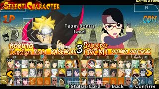 Download CARA DOWNLOAD GAME NARUTO ULTIMATE NINJA STORM LEGACY PPSSPP ANDROID Video