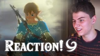 Download Zelda: Breath of the Wild Trailer 2 REACTION Video