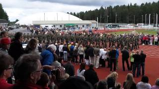Download Kainuun Prikaatin valamarssi 2013 Video