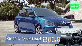 Download 2018 ŠKODA Fabia Hatch Review Interior & Exterior, New Performance Video