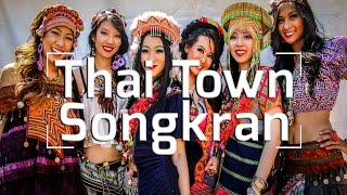 Download Thai Town in Hollywood: Songkran 2014 Video