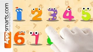 Download Magic Numbers - counting to 10 (learning app by BabyBus) Video
