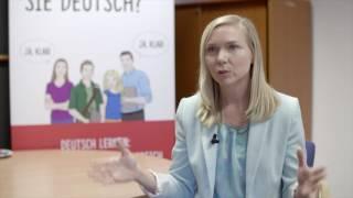 Download Deutsch lernen in Bestzeit mit dem . ..sprint Kurs des Österreich Institut Video