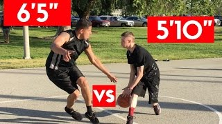 Download The Professor vs 6'5″ Hooper ...doesn't even try on defense Video