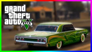 Download GTA 5 Interesting & Funny Cut Features - Hydraulics, Police Tasering & MORE! (GTA V) Video