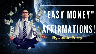 Download ″Easy Money″ Affirmations! Train the Subconscious Mind to receive! (Listen for 21 days!) Video