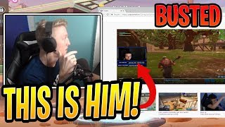 Download Tfue BUSTED His Stream Sniper That Was Streaming it Live! - Fortnite Best and Funny Moments Video
