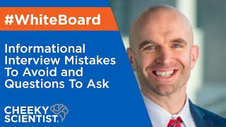 Download Informational Interview Mistakes To Avoid and Questions To Ask Video